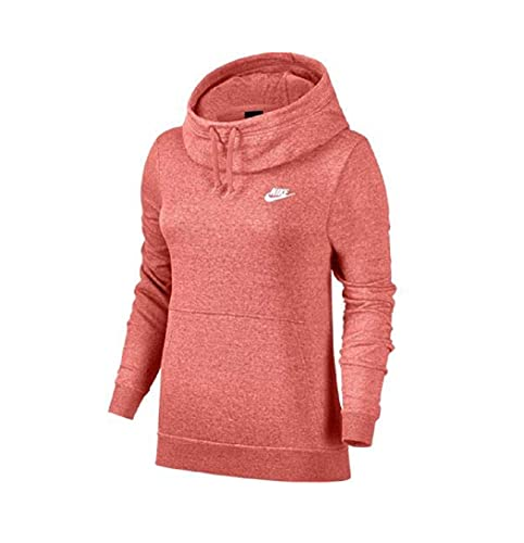 Tênis feminino Nike All-in Crop, Dusty Peach/Heather/Black, XX-Large