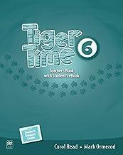 Read, C: Tiger Time 6. Teacher's Book + ebook etc