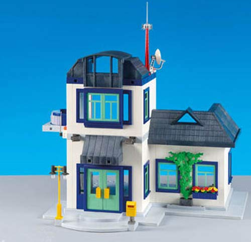 Playmobil 6294 Stadthaus zum Einrichten