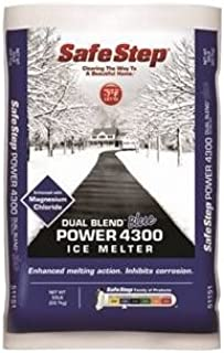 Safe Step Ice Melter Bag Melts Ice Down to 50 Lbs.
