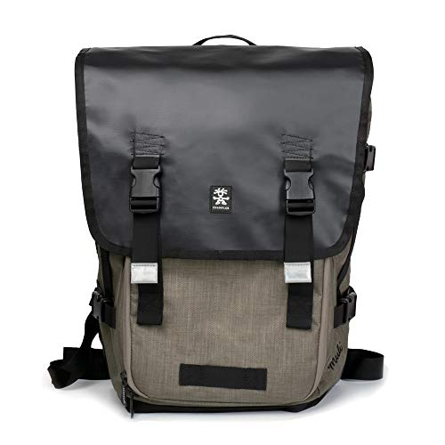 Crumpler muhpbp-004 Muli Half Photo Backpack Black Tarpaulin schwarz