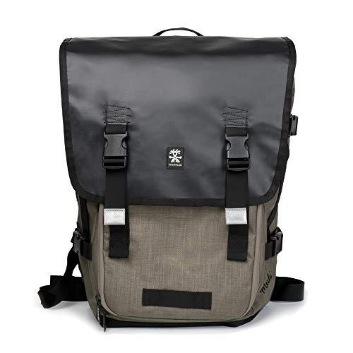 Crumpler muhpbp-004Muli Half Photo Backpack Black Tarpaulin schwarz