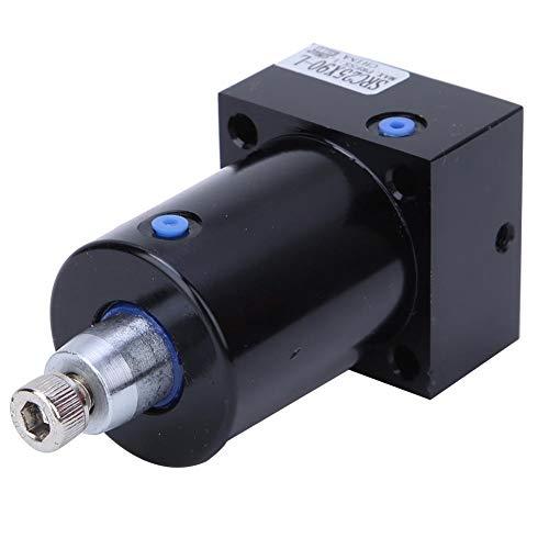 Oumefar 90 Grad hochfester SRC25 Pneumatikzylinder-Schwenkzylinder für...