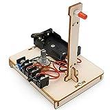 bansd Producción de tecnología pequeña Paquete de Material de lámpara de atenuación Continua Circuito electrónico Ayudas didácticas Estudiantes Juguetes de Aprendizaje