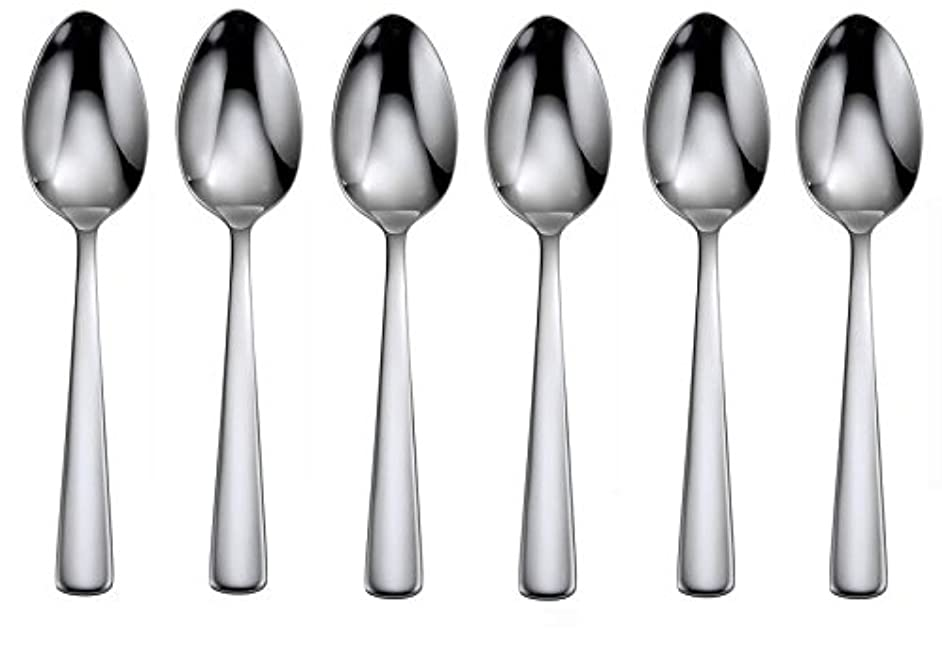 Oneida Aptitude, Teaspoons, Set of 6