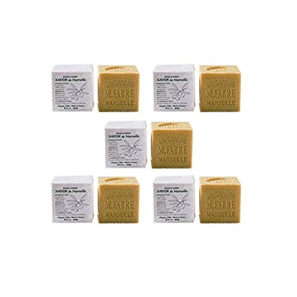 増強する囲む代数マリウスファーブルジューン サボンドマルセイユ無香料200gオリーブN 5個セット(200g×5個)無添加オリーブ石鹸