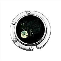 折り畳み式 テーブルフック ザ・マーシャル・タッカー・バンド Marshall Tucker Band バッグフック可愛 テーブルフック 円形 携帯用フック 財布ハンガー収納折りたたみ装飾テーブルフック バッグアクセサリー