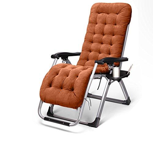 Ali Klappstühle Liegen Lounges Napf Stühle Büro Lounges Liegen Liegestühle ( farbe : Braun )