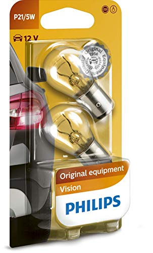 Philips automotive lighting 871150005545 Philips 12499B2-P21/5W