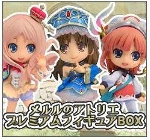 Atelier Meruru - Premium Figure Box (3pcs)