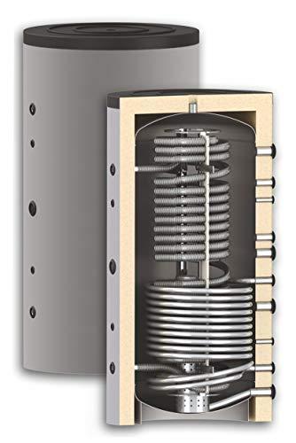 Thermoflux Hygiene Kombispeicher mit Wärmetauscher 800 Liter HYGTKR 1WT