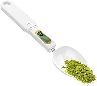 Zueyen Cuillère à mesurer électronique numérique avec écran LCD pour la cuisine, les portions liquides/en vrac, le thé, la...
