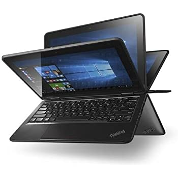 "Lenovo 2 in 1 Thinkpad Yoga 11E (3rd Generation) 11.6"" HD Touchscreen Convertible Flagship High Performance Ultrabook Laptop PC