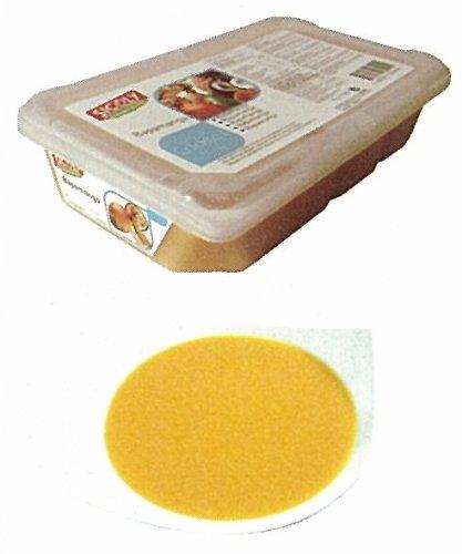 【シコリ】冷凍バパマンガピューレ(10%加糖)1kg×6<バナナ、パッションフルーツ、マンゴー>