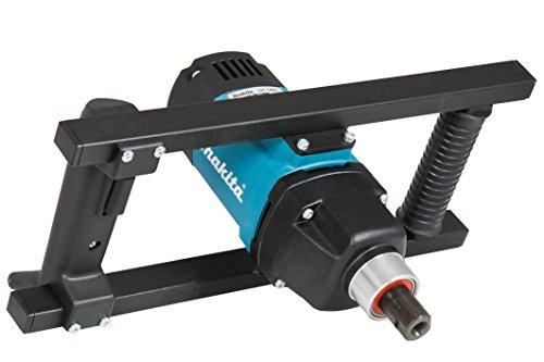 Makita UT1400 roermachine 140 mm, zwart, blauw