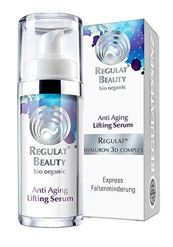 Dr. Niedermaier Regulat Beauty Anti Aging Lifting Serum I natürliches Botox I Feuchtigkeitsinnovation I 30ml