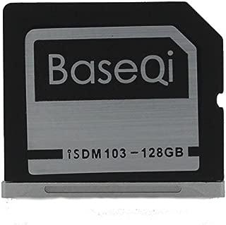 BASEQI NinjaDrive Aluminum 256GB Storage Expansion Card for MacBook Air 13