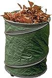 FARMERS FUN Pop-Up, sacco da giardino con maniglie, facile trasporto di rifiuti da giardino, autoportante (30 L)