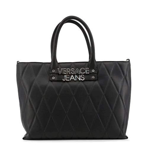 Versace Jeans Womens TacAZO zwarte handtas eenheidsmaat