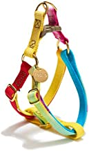product image for Found My Animal Prismatic Cotton Cat & Dog Harness, Large