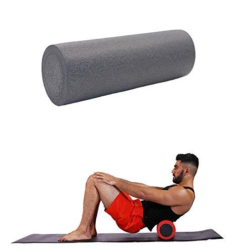 Rulo Masaje Muscular Rulo Pilates Fitness de Suave Rodillo de Espuma Rodillo de Espuma de Punto de Disparo Gimnasio de Espuma de músculo de 1,45cm