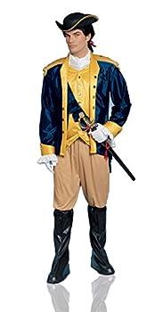 Costume Culture Men s Patriot Costume Blue Standard