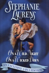 On A Wild Night ; On A Wicked Dawn - Book  of the Cynster