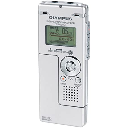 OM Digital Solutions WS-300M 256 MB Voice Recorder and Music Player