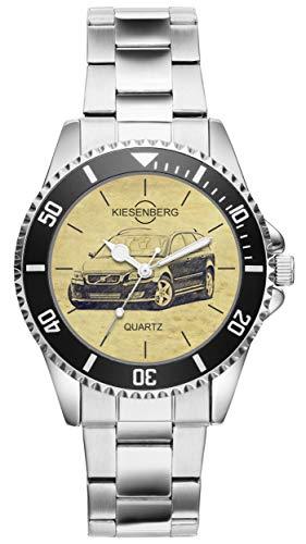 Geschenk für Volvo V50 Fahrer Fans Kiesenberg Uhr 20553