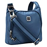 Lewis N. Clark Anti-theft Crossbody Purse + Sling Bag for Women, Men, Travel or Work