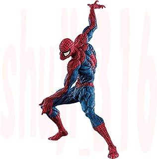 バンプレスト MARVEL 超人技画 SPIDER-MAN スパイダーマン 日本伝統色 フィギュア 単品