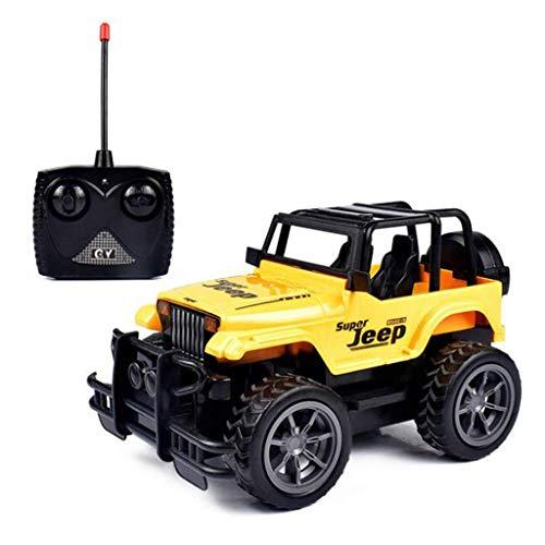 LIUCHANG Modelo de Coche RC Jeep Campo a través Coche teledirigido CrawlerBig...