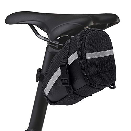 metagio Fahrrad Satteltasche, wasserdichte Großer Kapazität Rahmentasche Fahrradtasche Werkzeugtasche Fahrrad Handytasche, Fahrradsatteltasche unter dem Sitz, für Rennrad, Mountainbike, Straßenrad