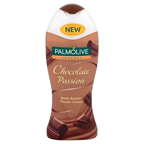 Palmolive Gourmet-Schokolade Duschgel 250 Ml (Packung mit 6)