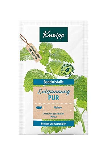 Kneipp - Sales de baño pura relajación, 60 g