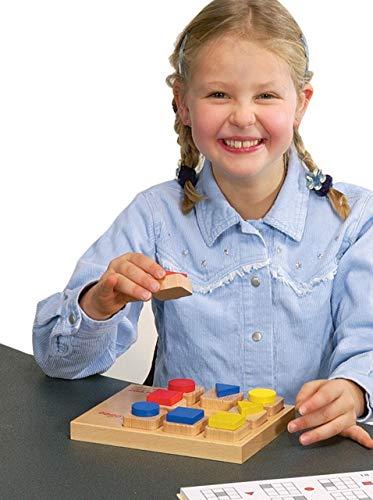 Unbekannt Strategiespiel 'LoGeo' 1400832 - hochwertige Ausführung aus Holz -