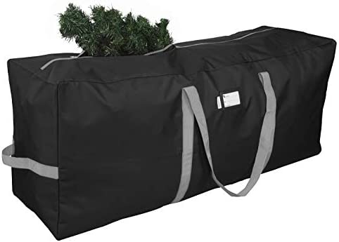 Primode Christmas Tree Storage Bag Fits Up to 9 Ft Tall Disassembled Trees 25 H X 20 W X 65 product image