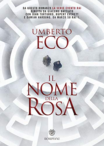 Il nome della rosa (Narratori italiani) (Italian Edition) eBook ...