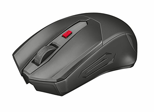 Trust 22205 draadloze gaming-muis zwart