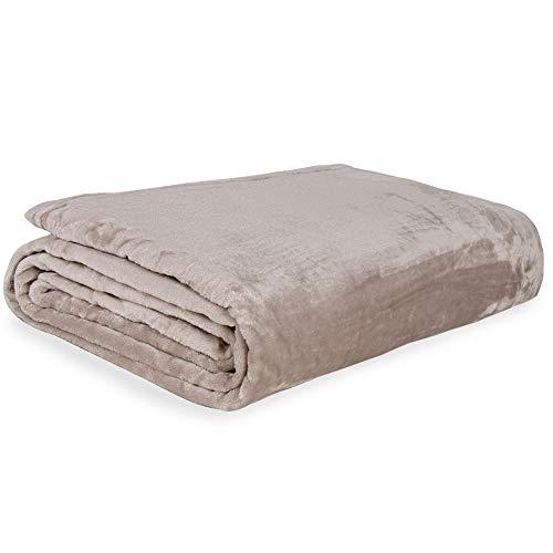 Cobertor Microfibra Dove, Dove, Tecido, Queen