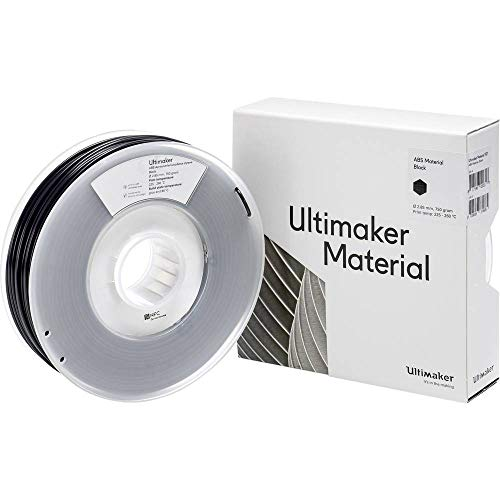 Ultimaker Filament ABS - M2560 nero 750 - 206127 ABS 2.85 mm nero 750 g