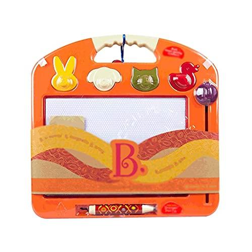 XXSHN Tablero de Dibujo de plástico magnético LTCTL Tablero de Dibujo de plástico, Tablero de Dibujo de Graffiti para niños, para Regalos de Juguete para niños y niñas, Juguetes de Escritura (Color: