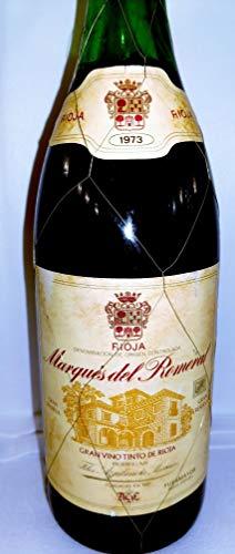 Marqués Del Romeral Gran Reserva 1962. AGE Félix Azpilicueta Martínez. Rioja.