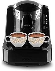اوكا الماكينة الأوتوماتيكية لتحضيرالقهوة التركية 950 مل - OK001B