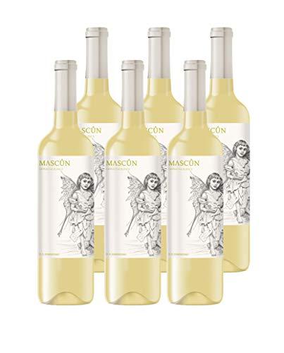 Vino Blanco Mascún Garnacha Blanca 6 botellas