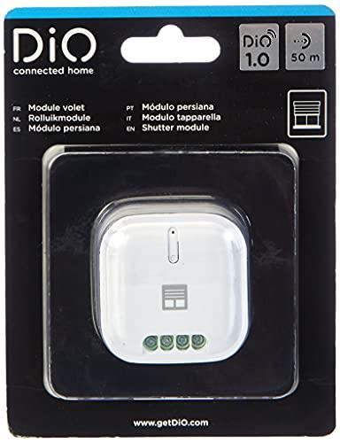 Chacon DiO - Obturador Connected Home Module, Blanco