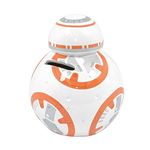 Toy Joy Hucha cerámica Tridimensional en Forma de BB-8 de Star Wars