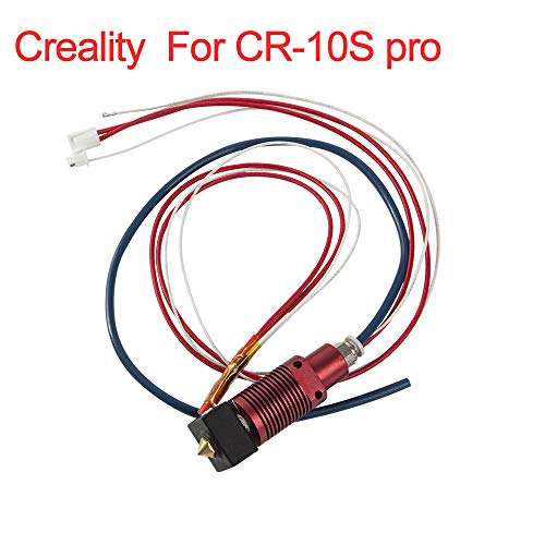 Creality Original 24V Extruder Hot End Kit for CR-10S Pro 3D Printer
