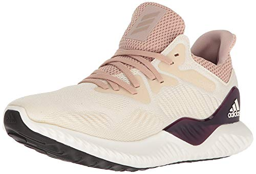 adidas Performance Women's Alphabounce Beyond w, Ecru Tint/Ash Pearl/Ash Pearl, 10.5 Medium US