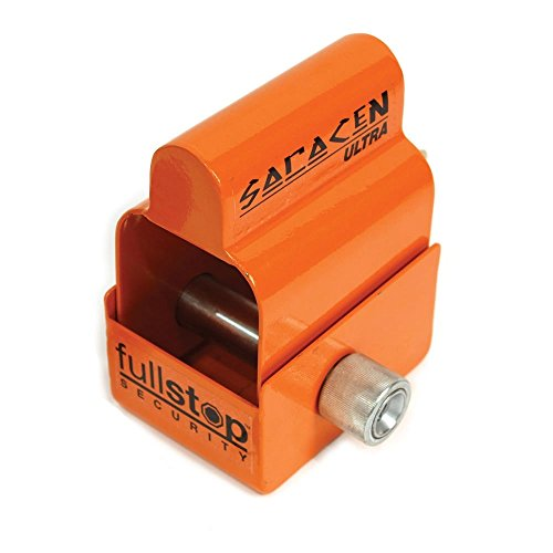 Trident Purpleline Saracen FHL400 Hitch Lock – to Fit AL-KO Coupling Heads